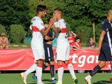 L'Espanyol souhaite recruter Pablo Maffeo. Twitter/VfB