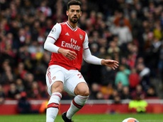 Pablo Marí will miss the rest of the season. ARSENAL