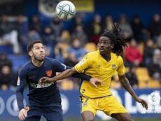 El Málaga buscó el empate, pero no lo encontró. LaLiga