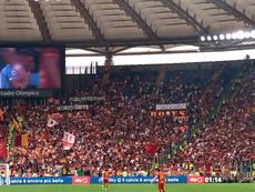 En Roma le desean fuerza a Luis Enrique. Twitter/ElDiaDespues
