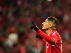 Guerrero vale una final. CopaBrasil
