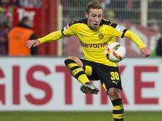 Le club allemand de Hoffenheim a engagé Passlack sous forme d'un prêt. BVB