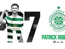 Patrick Roberts vuelve al Celtic. CelticFootballClub