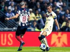 Ochoa es el líder. Twitter/ClubAmerica