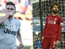 La Juventus quiere un trueque. AFP