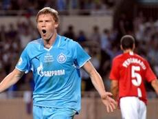 Pavel Pogrebnyak no volverá a jugar hasta el próximo curso. EFE