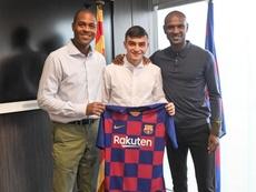 Pedri se irá al Barcelona. FCBarcelona