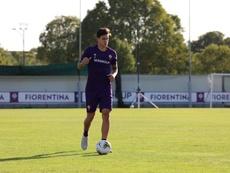 Pedro podría salir a Flamengo ante su falta de minutos. Fiorentina