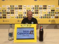 Mel se llevó a 19 futbolistas a Cádiz. UDLasPalmas