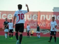El Sevilla Atlético condena al Córdoba a su primera derrota. CanteraSFC