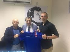 Pepe Murcia, candidato a un título. Twitter/PepeMurcia
