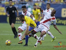 Cádiz y Rayo empataron sin goles. LaLiga