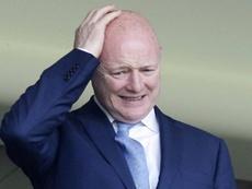 Peter Kenyon négocie le rachat de Sunderland. AFP