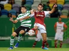 El Sporting de Portugal huye de las dudas. SCBraga