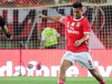 El Benfica acabó ganando. Twitter/SLBenfica