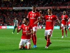 Benfica bat son ancienne réserve grâce à Pizzi. Twitter/SLBenfica