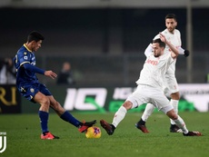 La Juve s'incline malgré Cristiano Ronaldo. GOAL