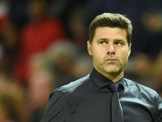 Pochettino spoke of his alleged interest from Madrid. AFP
