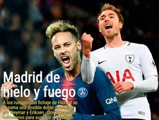 Dos hombres para sustituir a Cristiano. BeSoccer