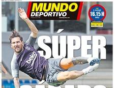 Portada de Mundo Deportivo del 15-09-18. MundoDeportivo
