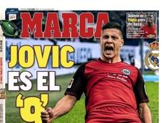 Une de Marca du 14/04/2019. Marca