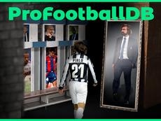 Análisis del salto de  de futbolista a entrenador. ProFootballDB
