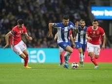 Porto bate o Benfica no clássico válido pela 20º rodada do Campeonato Português. Twitter @FCPorto