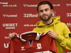 El Middlesbrough vuelve a hacerse con Patrick Roberts. MiddlesbroughFC