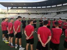 El conjunto catalán confirma la llegada del interior Troiteriro. CEL'Hospitalet