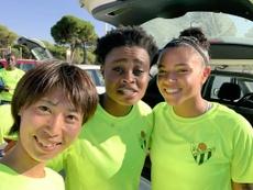 Adubea, citado por Ghana para la clasificación para Tokio 2020. SportingHuelva