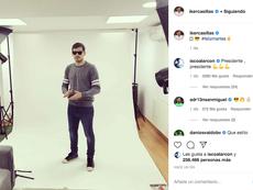 Casillas, objeto de las bromas por su candidatura a la RFEF. Instagram/ikercasillas