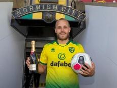 Le joueur du mois en Premier League est...finlandais ! Twitter/NorwichCityFC