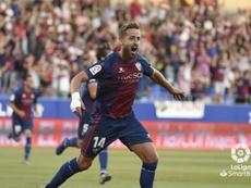 El Huesca no tuvo piedad del Deportivo. LaLiga