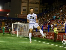 Quique González ya suma nueve goles. LaLiga/Archivo