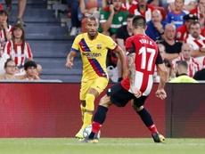El Barça perdió contra el Athletic. FCBarcelona