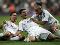 Sergio Ramos recordó a su 'hermano' Reyes. AFP