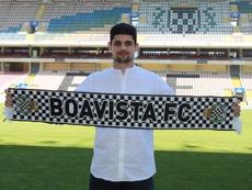 Defesa de 26 anos é irmão de antigo jogador do Marítimo. BoavistaFC