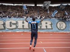 Raphael Dwamena podría volver al Zurich. FCZurich/Archivo