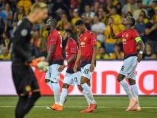 Paul Pogba no lanzará más penaltis. EFE