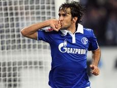 La vuelta de Raúl al Schalke 04 cobra fuerza. Schalke04/Archivo
