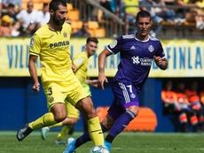 Albiol se ha convertido en un imprescindible del esquema del Villarreal. EFE