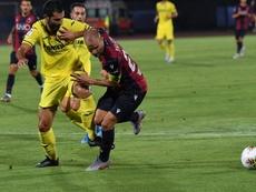 Carrusel de goles en la victoria del Villarreal. BfcOfficialPage