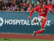 Raúl de Tomás é oferecido ao Sevilla. Benfica