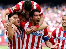 Su paso por el Atlético les dejó huella. AtléticodeMadrid