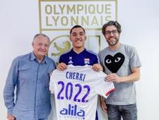 Cherki atrae al Real Madrid y el Manchester United. OL