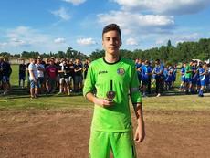 Sava ha sido internacional con las inferiores de Rumanía. Juventus