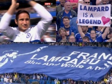Stamford Bridge recebe a sua lenda. Capturas/ESPN