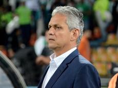El técnico colombiano habló al término del partido ante Junior. AtléticoNacional