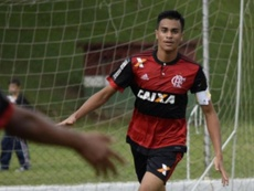 Chelsea also want Reinier. Twitter/Flamengo
