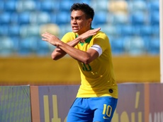 El Valladolid ha pedido la cesión de Reinier. CBF